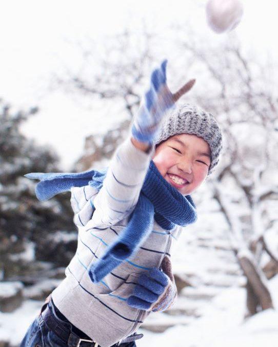 Winter Break FUN-cation