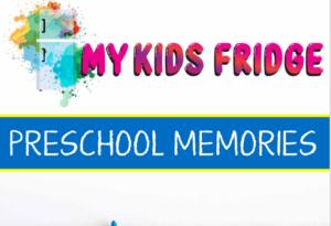 My Kids Fridge Full Pre-K Curriculum